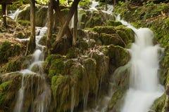 Waterfall at Plitvicka Jezera - Plitvice Stock Photos