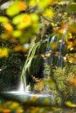 Waterfall in Plivicka Jezera Plitvice Royalty Free Stock Photography