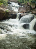 Waterfall power of nature Royalty Free Stock Photo