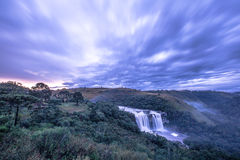 Waterfall Princesa dos campos Royalty Free Stock Photo