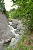 Waterfall Putna Stock Photo
