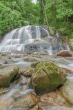 Waterfall in Thailand. Royalty Free Stock Photo