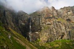 Waterfall Raiskoto praskalo stock photography