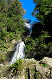 Waterfall - Rerekawau, New Zealand Stock Images