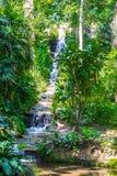 Waterfall - Rio de Janeiro Brazil Royalty Free Stock Photo
