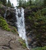 Waterfall Risiok Stock Photo