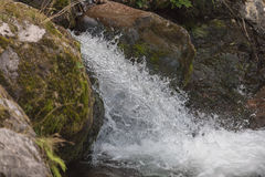 Waterfall on the River Royalty Free Stock Image