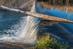 Waterfall river Stock Photography