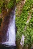 Waterfall in rock Stock Image