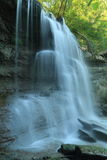 Waterfall at Rock Glen - Ontario, Canada Royalty Free Stock Photography