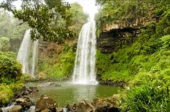 The waterfall  - Salto dos Hermanas Stock Photo
