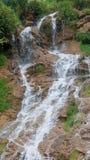 Waterfall in Sapa Valley, Vietnam Royalty Free Stock Image