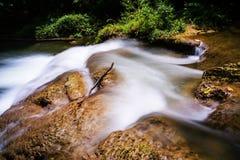 Waterfall in Saraburi Stock Photo