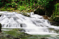 Waterfall at sarika Stock Images