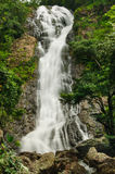 Waterfall at sarika Stock Photo