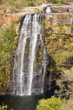 Waterfall Scenic Landscape. Lone Creek waterfalls cascades, South Africa Stock Images