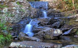 Waterfall. In Scottish highlands ,thailand Stock Photos