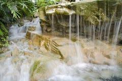 Waterfall sentosa2 Stock Photography