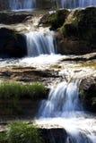 Waterfall, Serra de Canastra, Brazil. Manual updated stock images