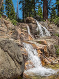 Waterfall on Shirley Creek Royalty Free Stock Photo