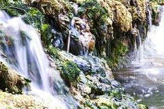 Waterfall, Sicily Stock Image