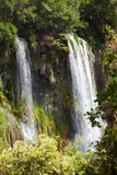 Waterfall at Sillans-la-Cascade Royalty Free Stock Images