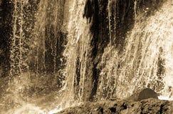 Waterfall, Slovakia Royalty Free Stock Photo