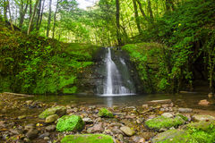 Waterfall Royalty Free Stock Photography