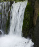 Waterfall. On a small river called year Royalty Free Stock Photography