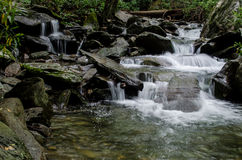 Waterfall, Smoky Mountains Stock Photos
