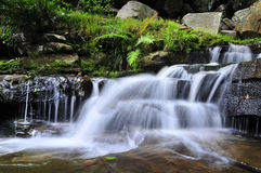 Waterfall Soft Royalty Free Stock Photography