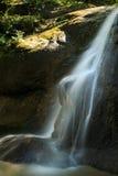Waterfall somewhere in Caucasus Stock Photo