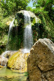 Waterfall at Soroa in western Cuba. Waterfall at Soroa, a famous natural landmark in Cuba Stock Photography