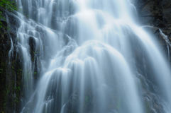 Waterfall in south of Thailand Stock Photo