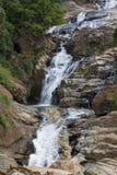 Waterfall in Sri Lanka Stock Image
