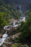Waterfall in Sri Lanka Stock Images