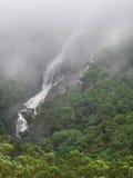 Waterfall in Sri Lanka Stock Photo