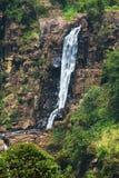 Waterfall on Sri Lanka Stock Images