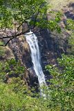 Waterfall on Sri Lanka Royalty Free Stock Photography