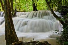Waterfall stream Stock Photos