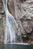 Waterfall stream Royalty Free Stock Image