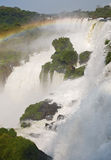 Waterfall Rainbow Royalty Free Stock Image