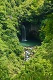 Waterfall of Suzaki Royalty Free Stock Image