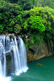 Waterfall in taiwan Royalty Free Stock Images