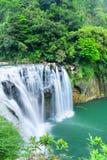 Waterfall in taiwan Stock Photo