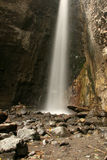 Waterfall - Tanzania, Africa Royalty Free Stock Image