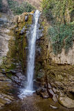 Waterfall in Tbilisi Royalty Free Stock Photography