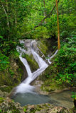 Waterfall in Thai national park Stock Photo