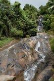 Waterfall. Thailand Stock Image