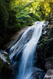 Waterfall in Thailand Stock Photography